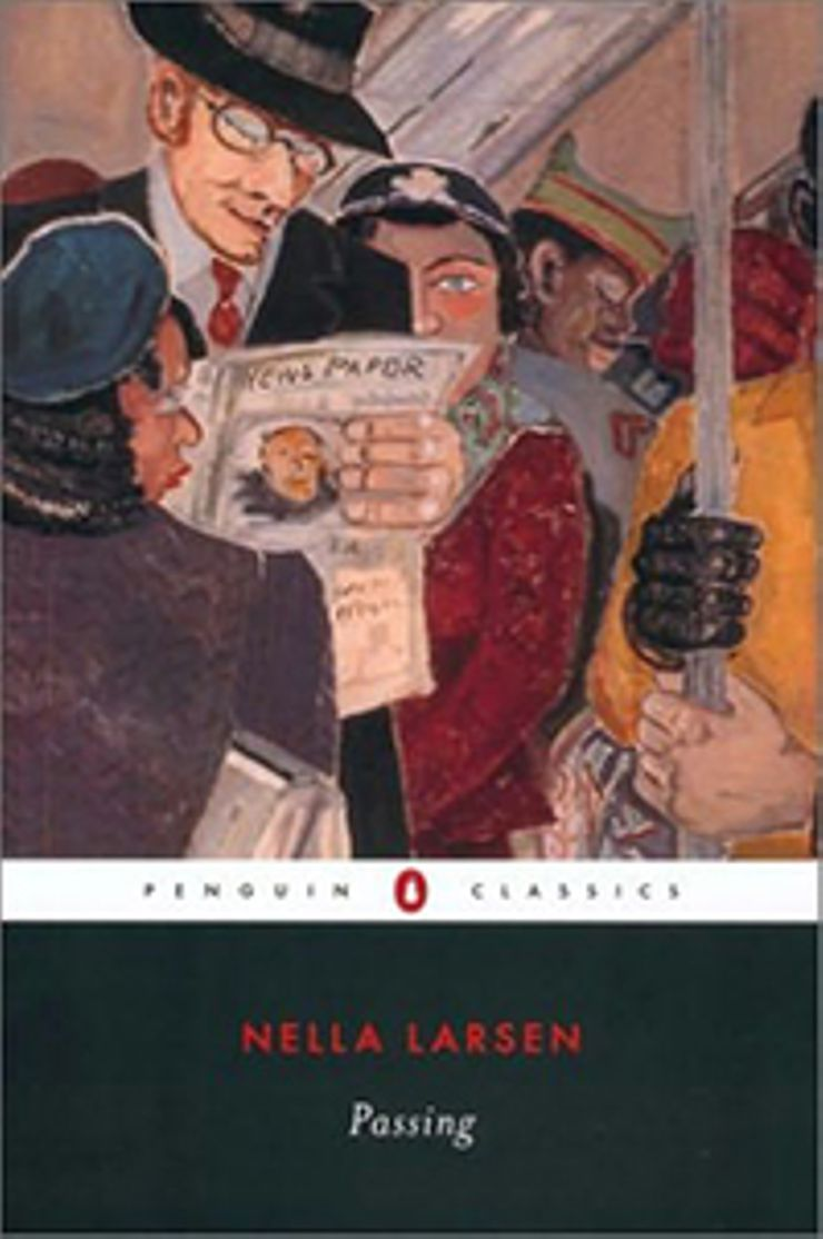 an analysis of sexual and racial tension in the novel passing by nella larsen The sleeper wakes: harlem renaissance stories by women user review - jane doe - kirkus fourteen black women write of racism and exploitation, passing southern folkways, social and color discrimination within the black community, and love and corruption among upper-class whites—all in.