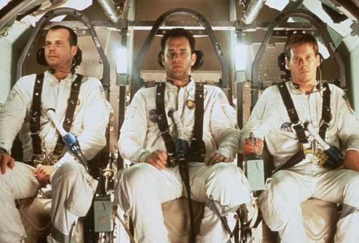 space movies apollo 13 Bill Paxton Tom Hanks Kevin Bacon