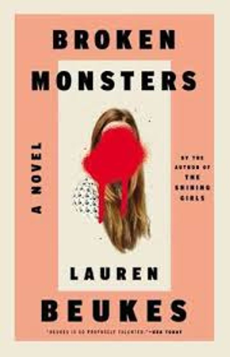 Buy Broken Monsters at Amazon