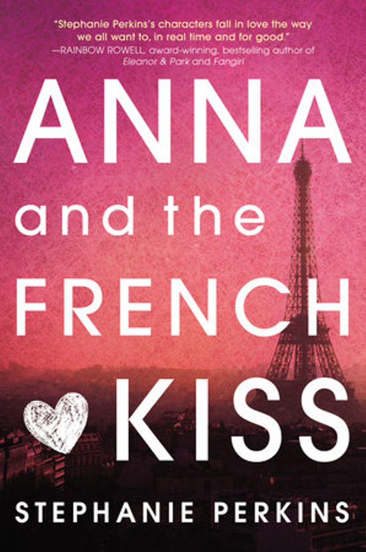 Buy Anna and the French Kiss at Amazon