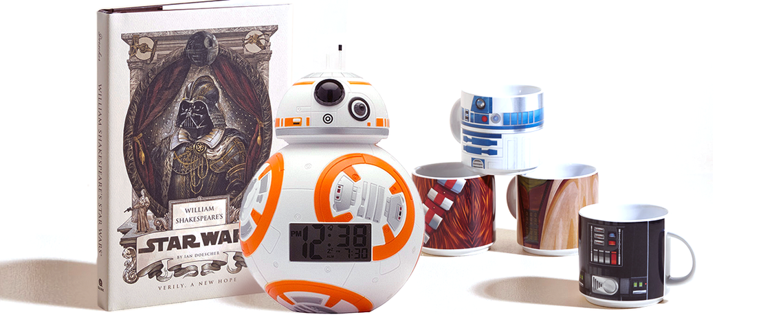 Star Wars Gifts for the Jedi in Your Life