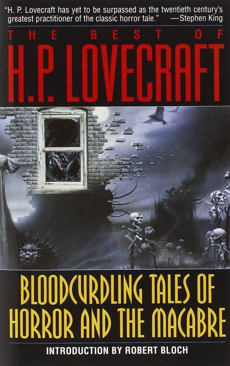Buy Bloodcurdling Tales of Horror and Macabre at Amazon