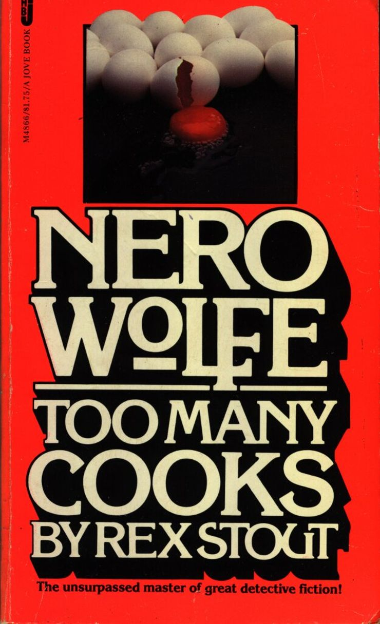 Buy Too Many Cooks at Amazon