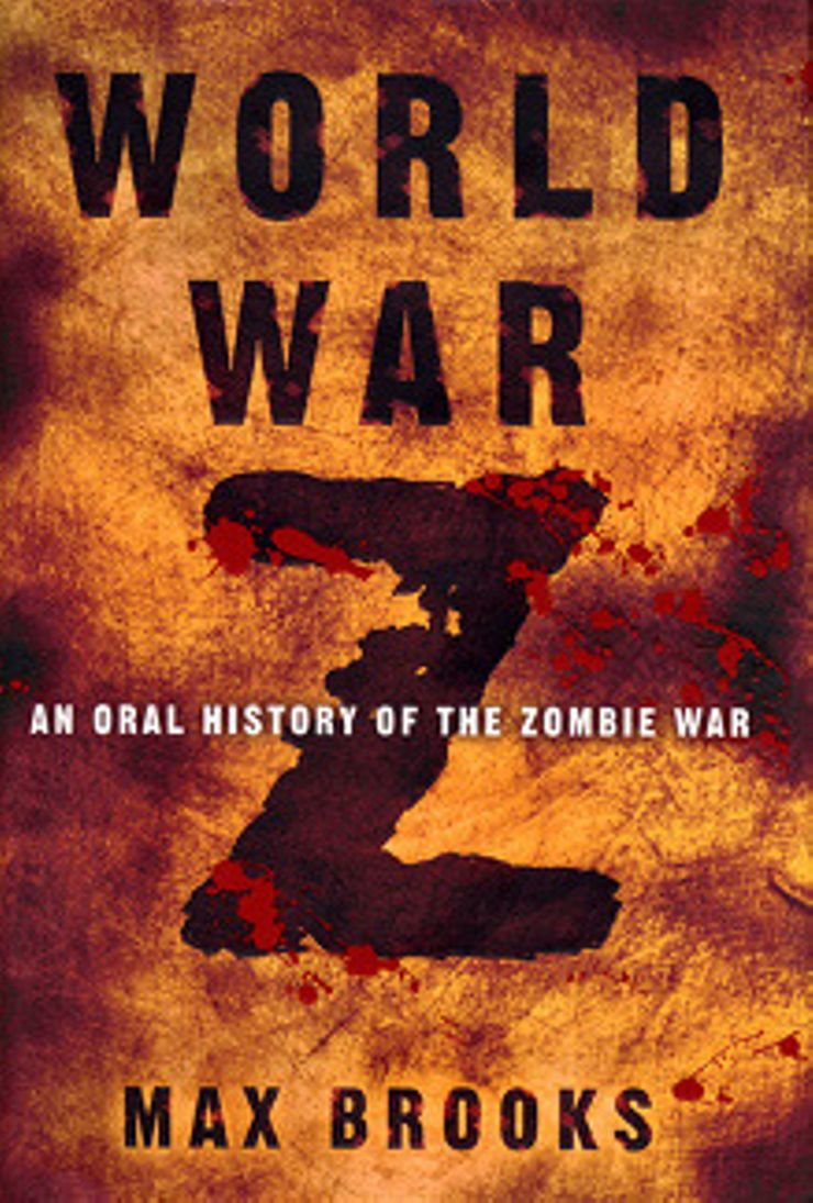 Buy World War Z: An Oral History of the Zombie War at Amazon