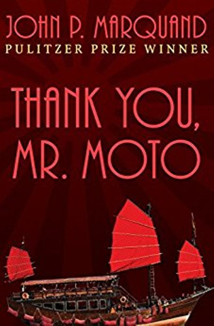 Buy Thank You, Mr. Moto at Amazon