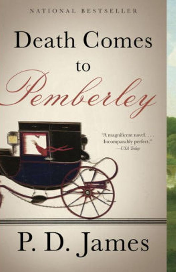 Buy Death Comes to Pemberley at Amazon
