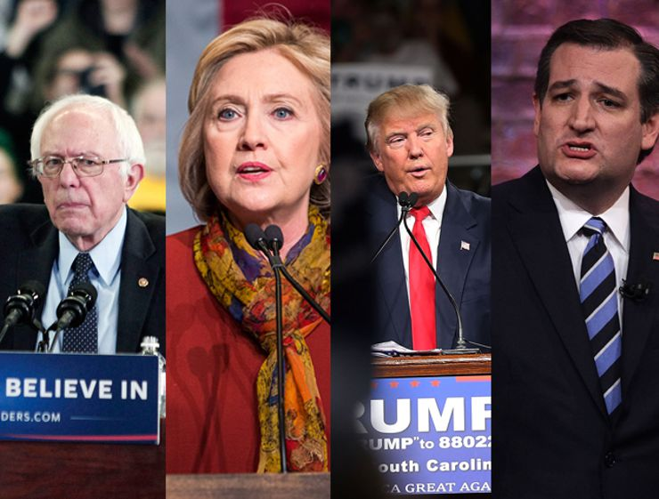 Election 2016: Your Candidate Reading List