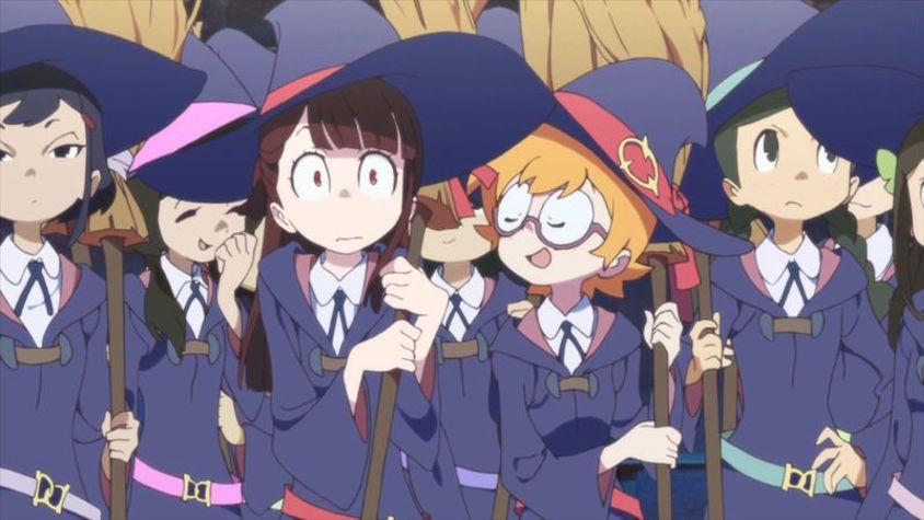Luna Nova Little Witch Academia