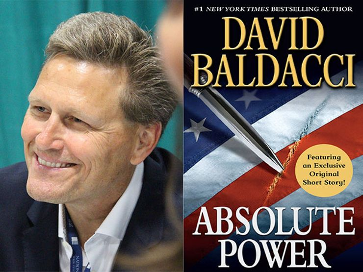 dan brown david baldacci