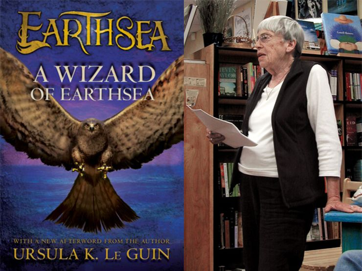 ursula guin earthsea