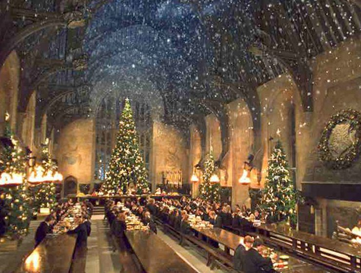 7 Fictional Places That Do Christmas Right