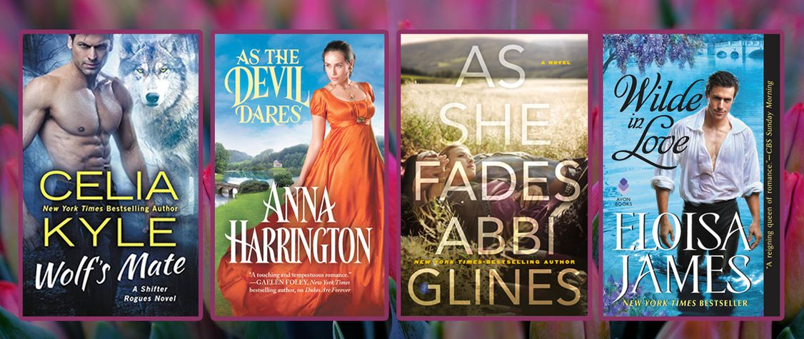 [CLOSED] GIVEAWAY: Win Four Romance Books