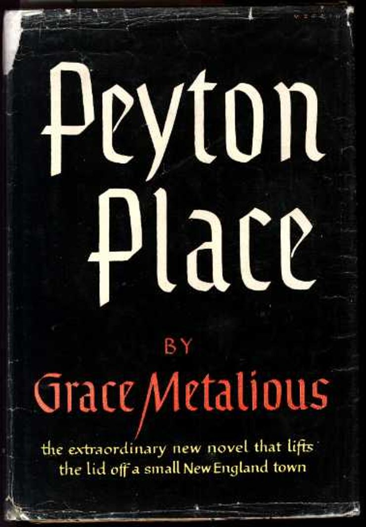 Peyton Place Grace Metalious