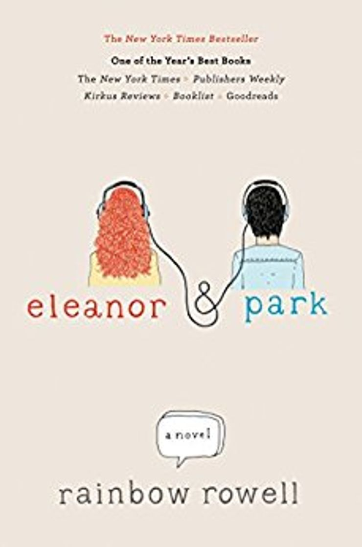 Buy Eleanor & Park at Amazon