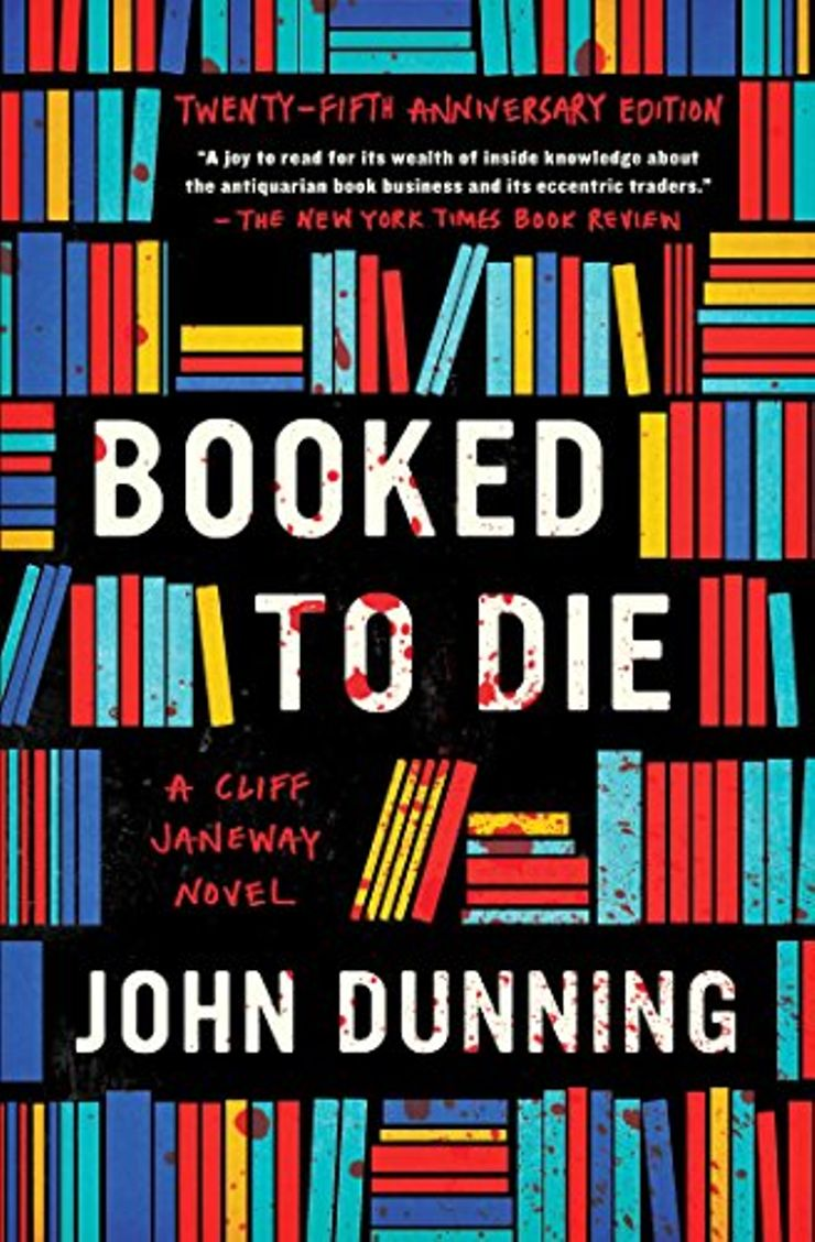 Buy Booked to Die at Amazon