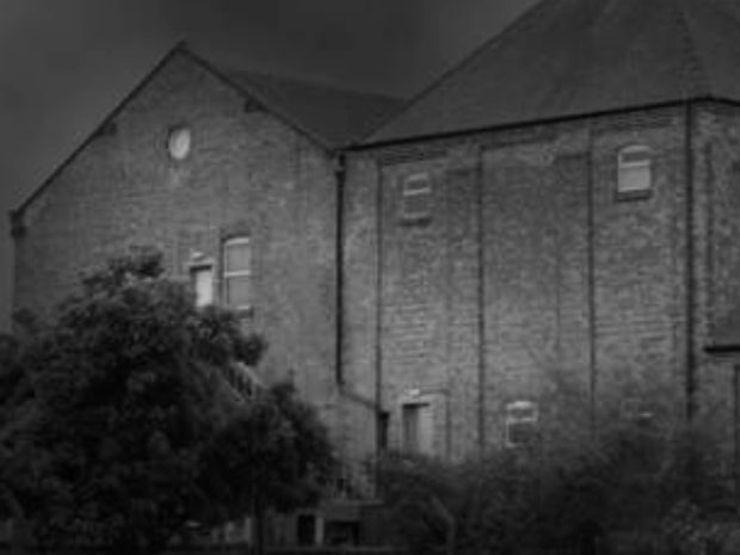 the block paranormal underground
