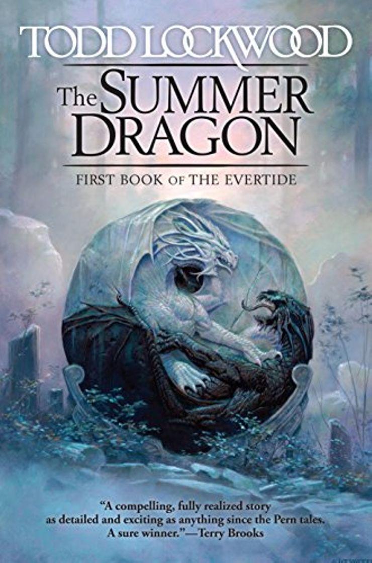 Buy The Summer Dragon at Amazon