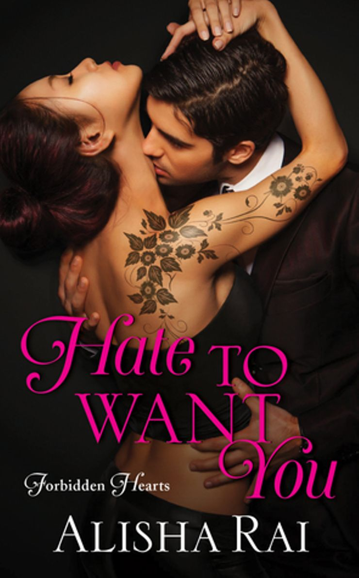Buy Hate to Want You at Amazon