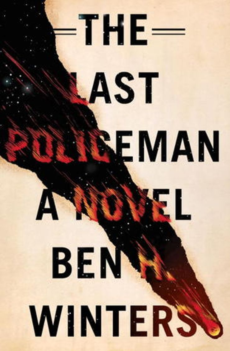Buy The Last Policeman at Amazon