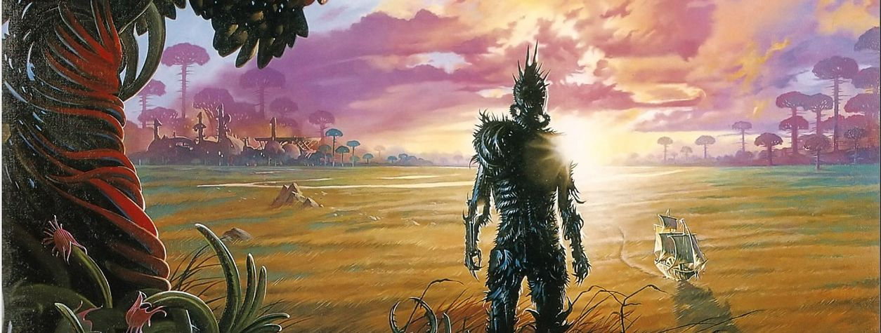 8 Scary Creatures from Sci-Fi Books