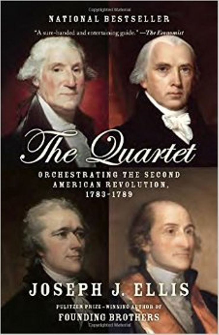 Buy The Quartet: Orchestrating the Second American Revolution at Amazon
