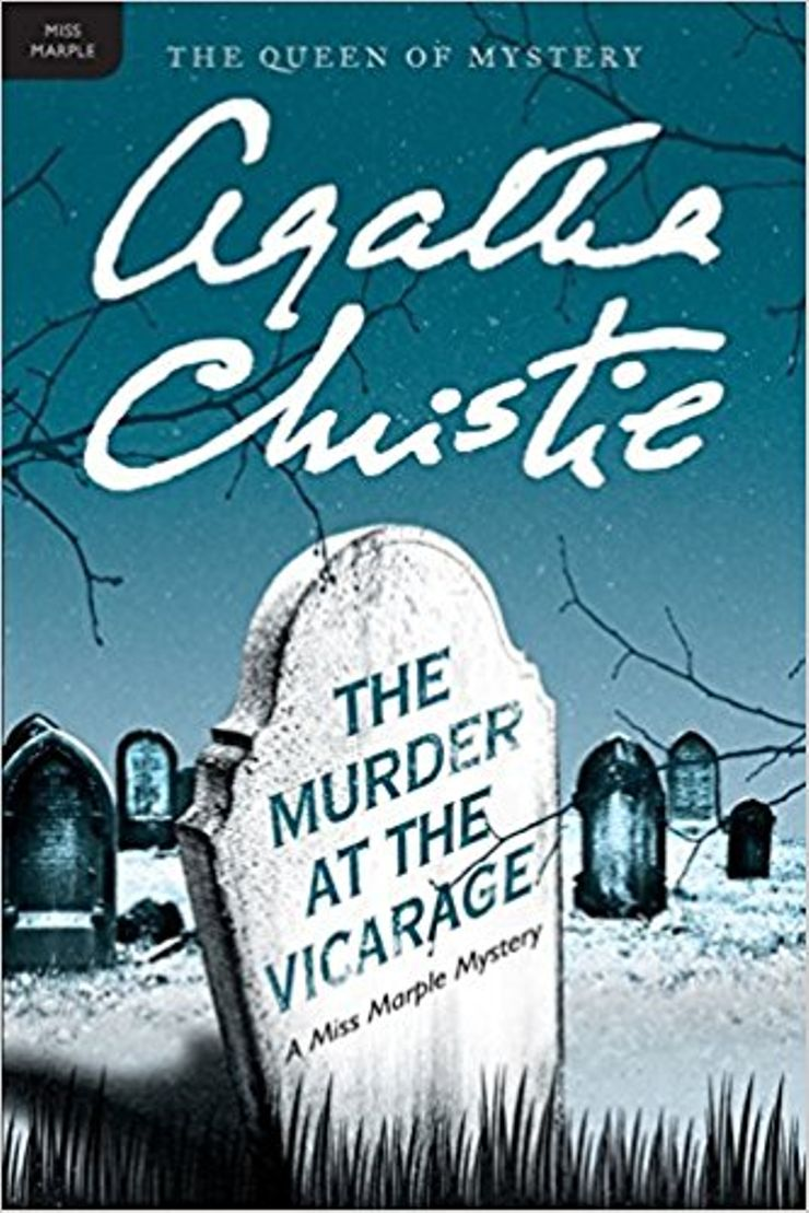 Buy The Murder at the Vicarage at Amazon