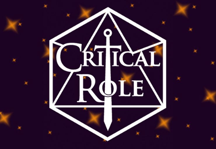 best podcasts Critical Role