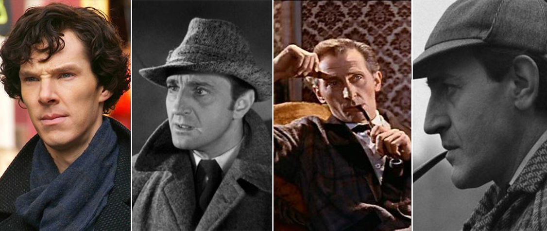 Sherlock Holmes's 10 Most Iconic Portrayals