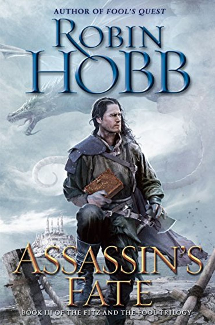 Buy Assassin's Fate at Amazon