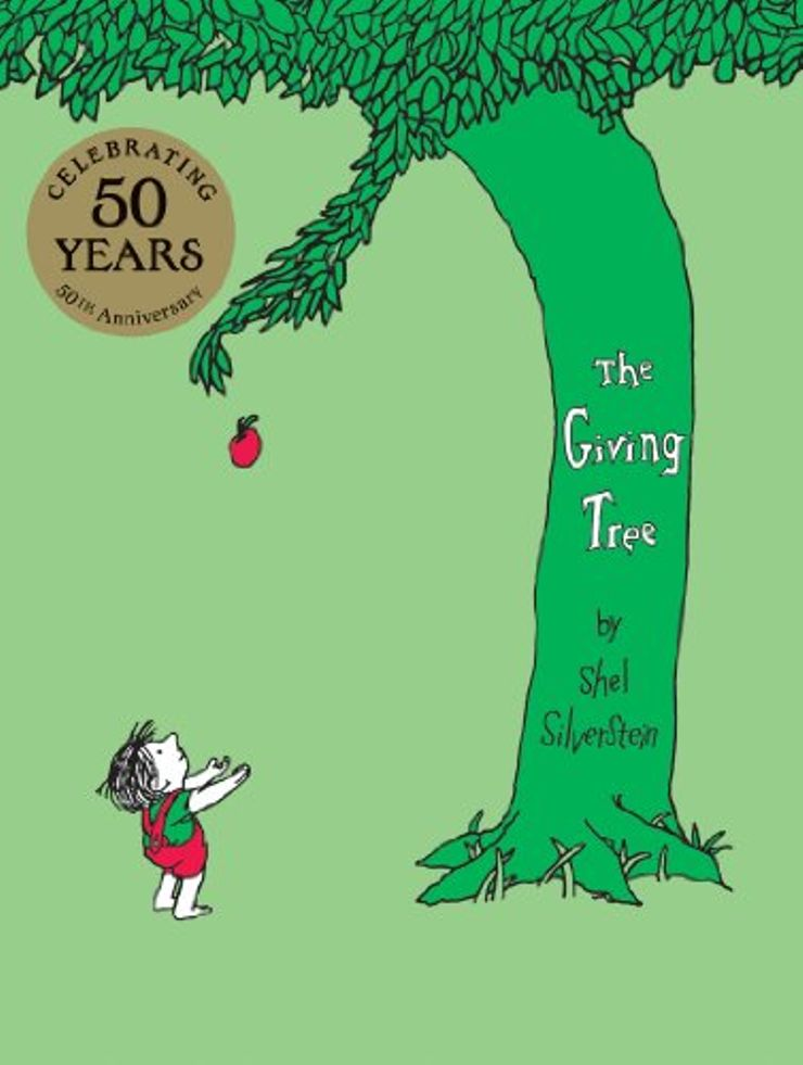 Buy The Giving Tree at Amazon