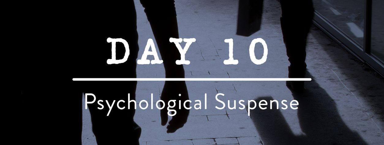 12 Days Of Deals Day 10 Psychological Suspense