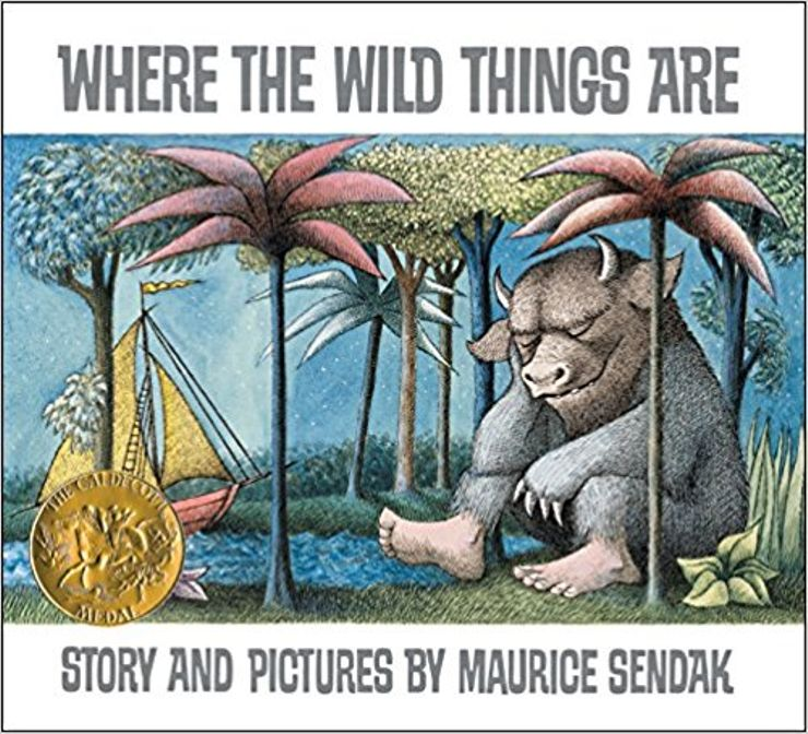 Buy Where the Wild Things Are at Amazon