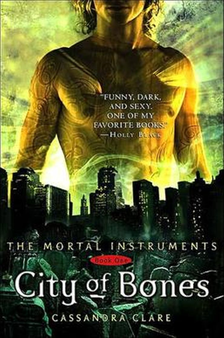 Buy The Mortal Instruments Series at Amazon