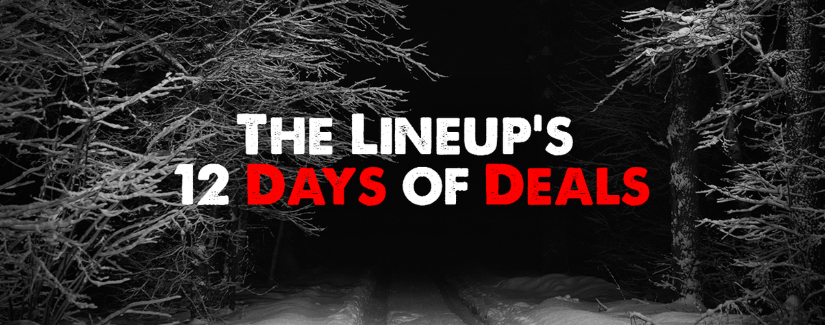 Celebrate the Holidays with 12 Days of Killer Deals!