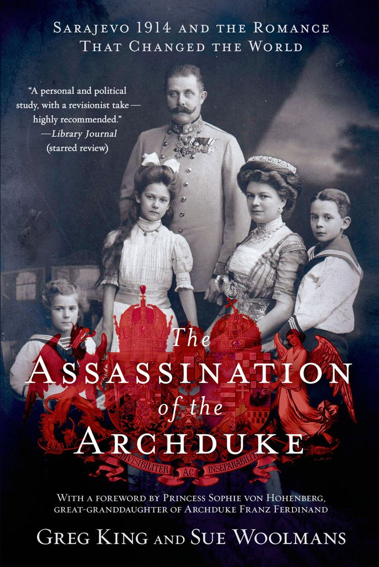 Buy The Assassination of the Archduke at Amazon
