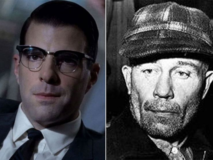 american horror story characters oliver thredson ed gein