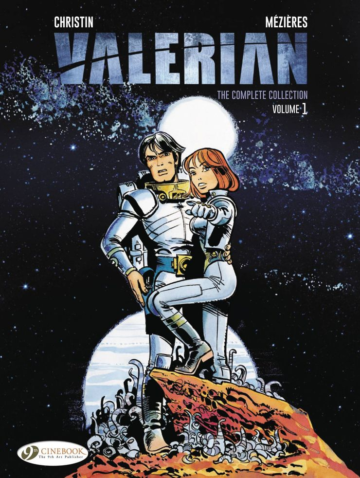 Buy Valerian: The Complete Collection at Amazon