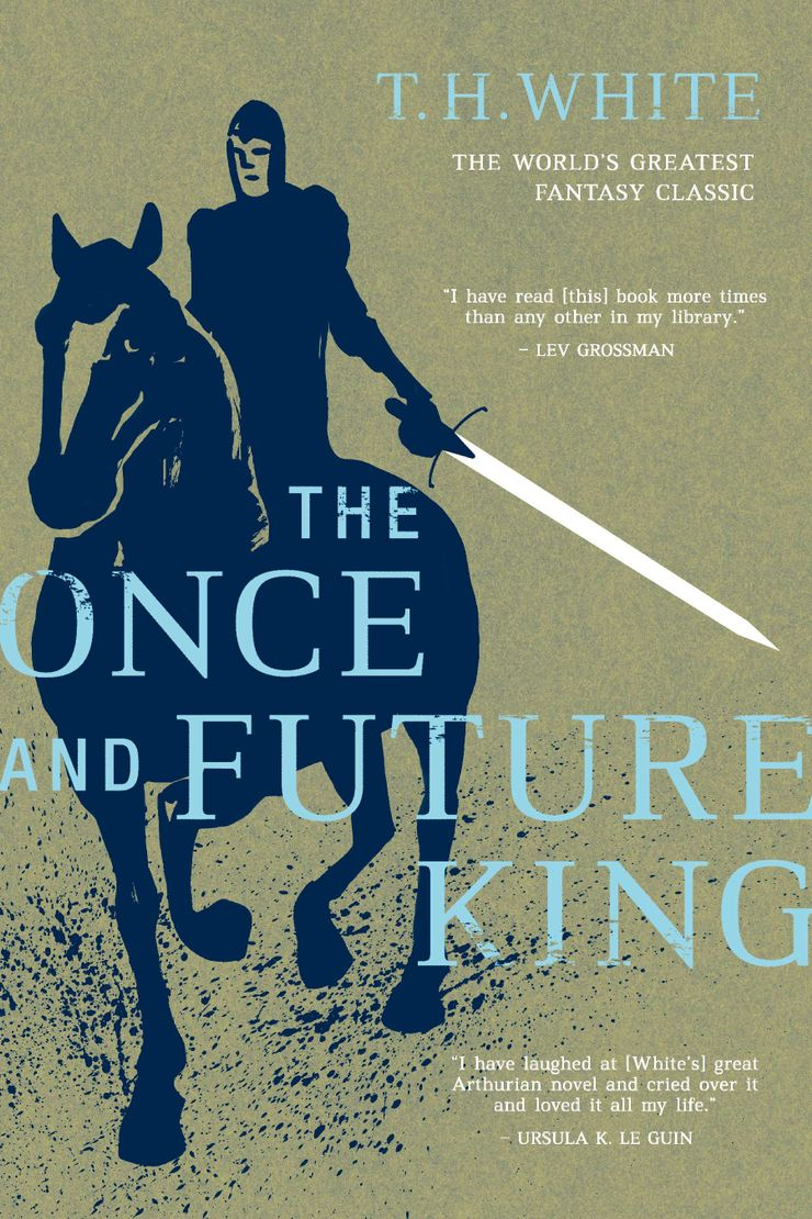 Buy The Once and Future King at Amazon