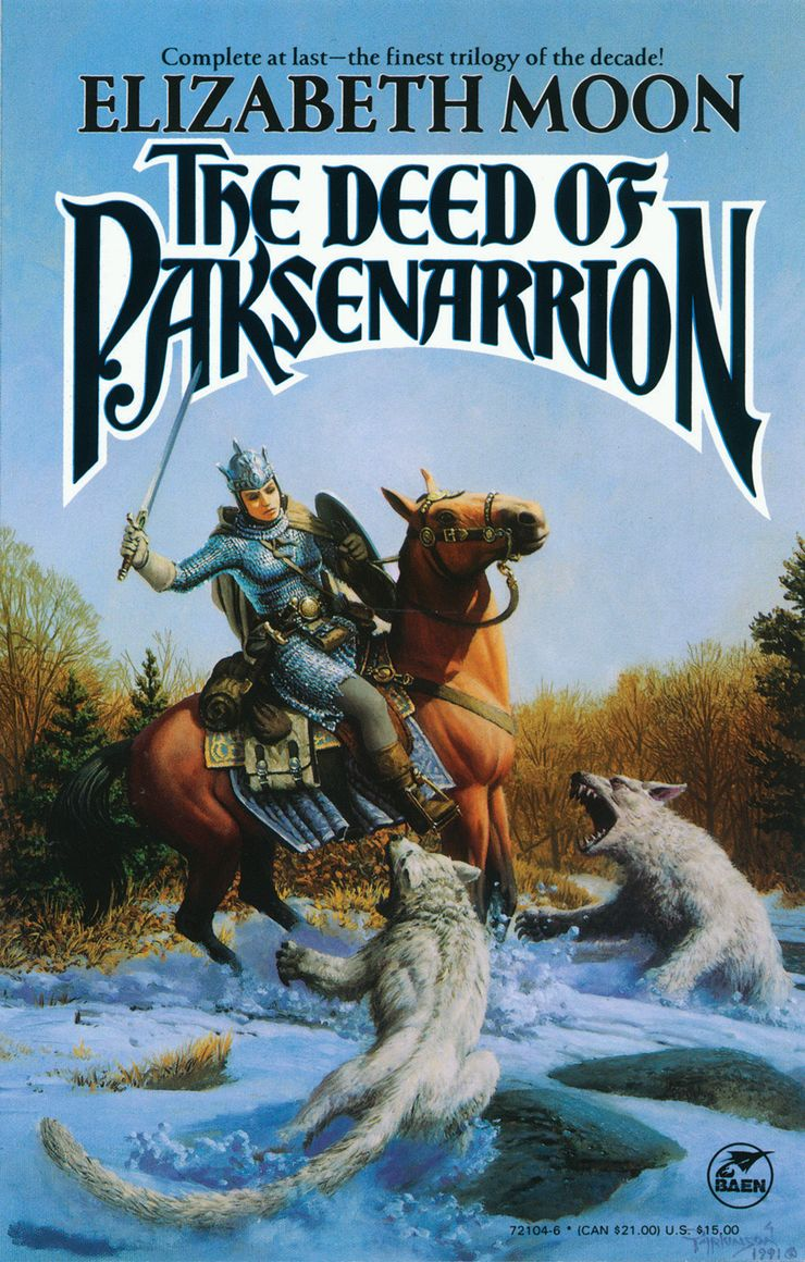 Buy The Deed of Paksenarrion at Amazon