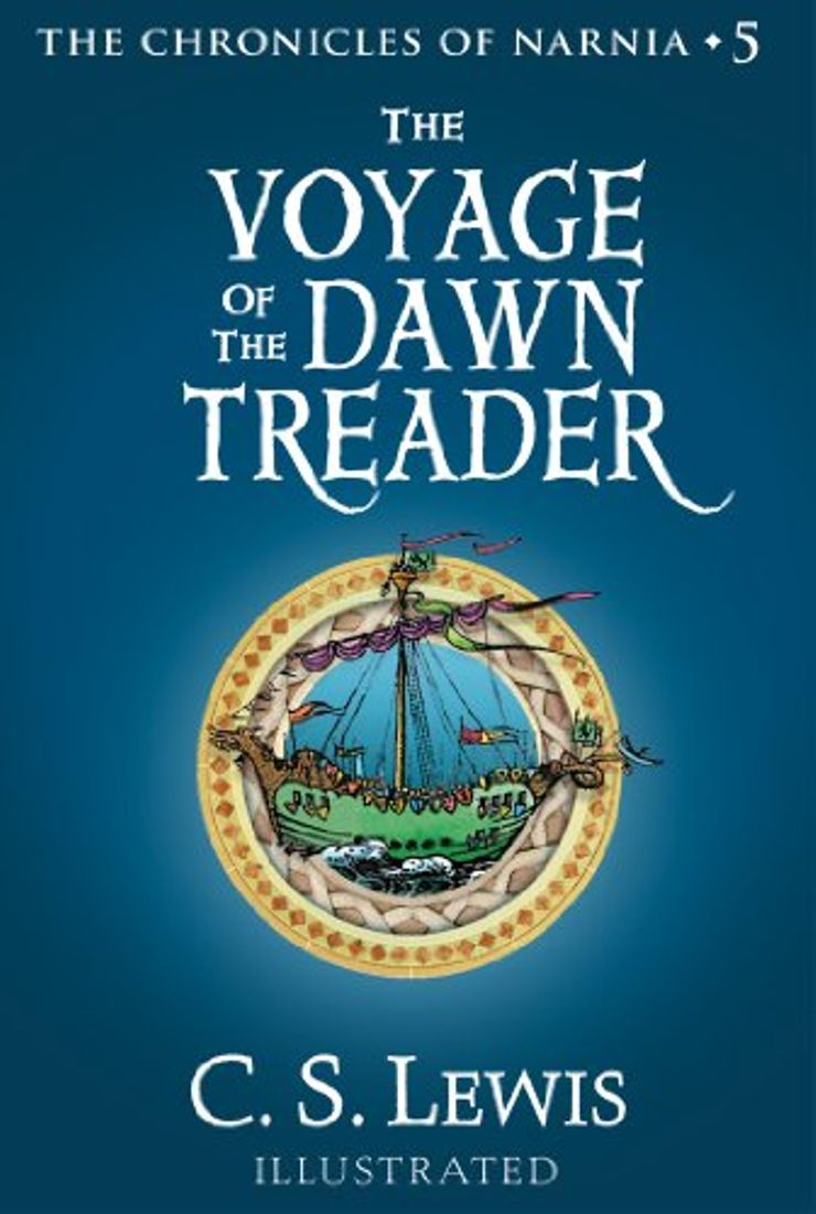 Buy The Voyage of the Dawn Treader  at Amazon