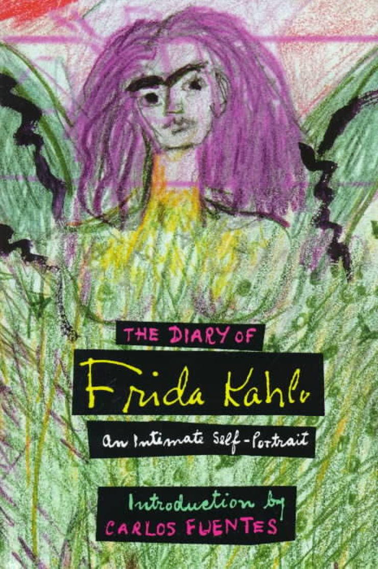 Buy The Diary of Frida Kahlo: An Intimate Self-Portrait at Amazon