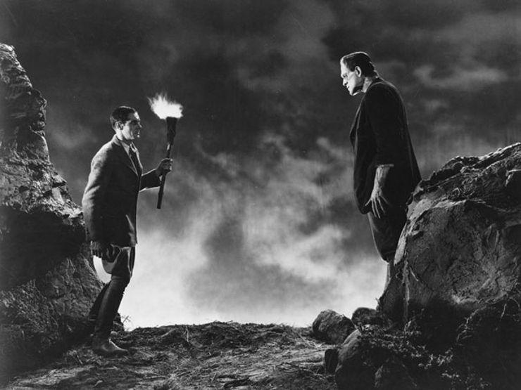 horror franchise Frankenstein