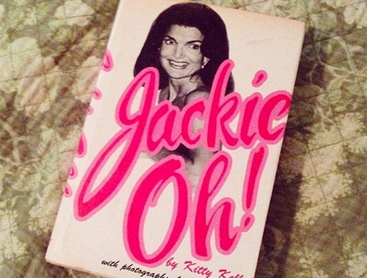 jackie oh