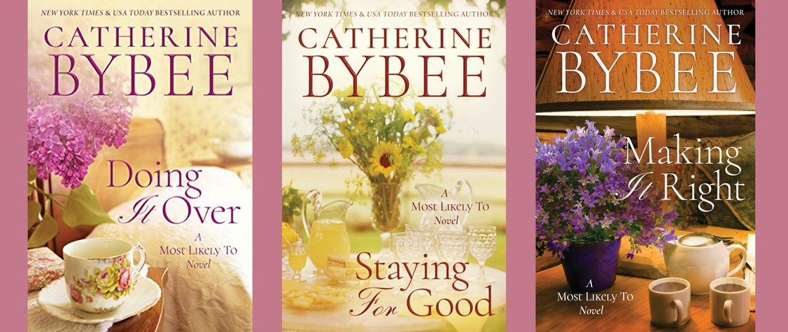 [CLOSED] Win a Romance Trilogy from Author Catherine Bybee