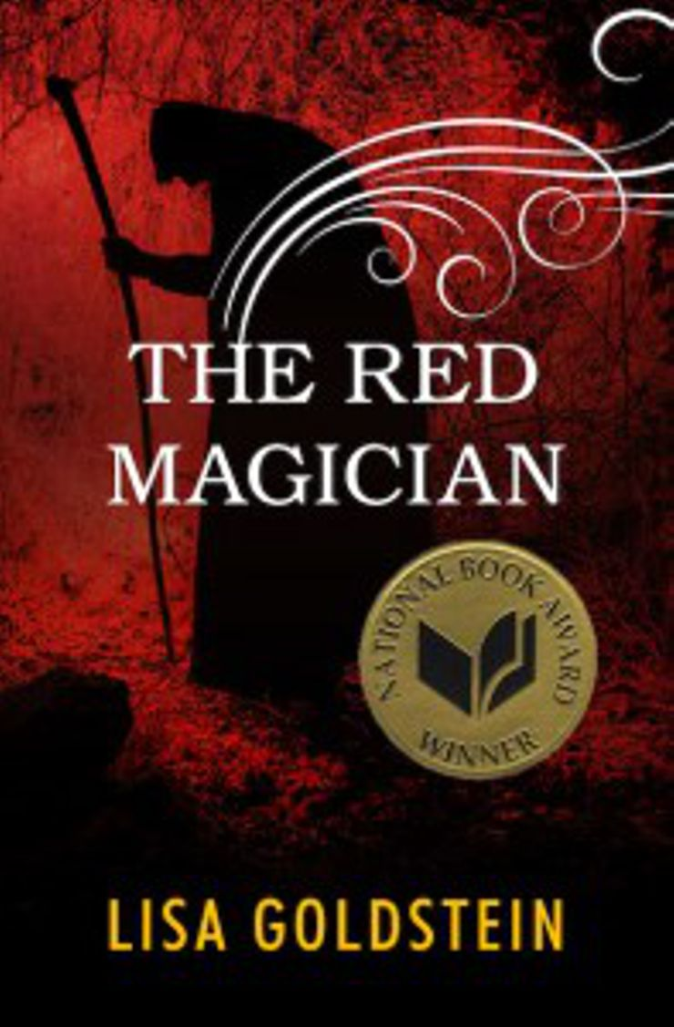 Harry Potter Books Red Magician