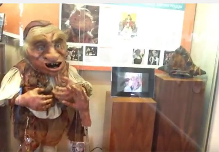 Labyrinth Hoggle