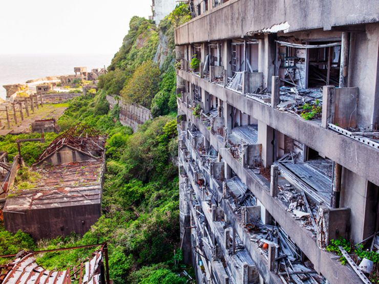 Hashima Island: Japan's Ghost City in the Sea