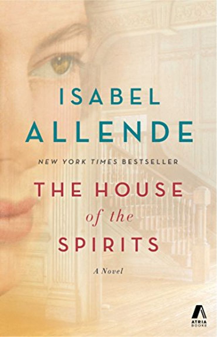 Buy The House of the Spirits at Amazon