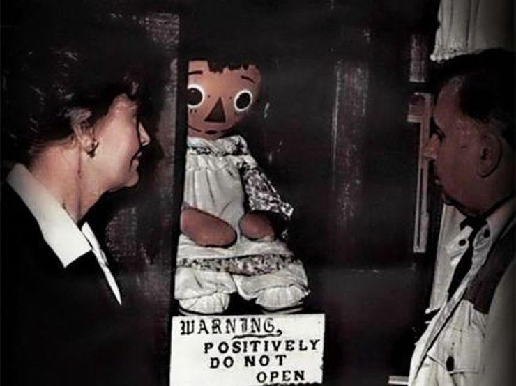 most haunted dolls