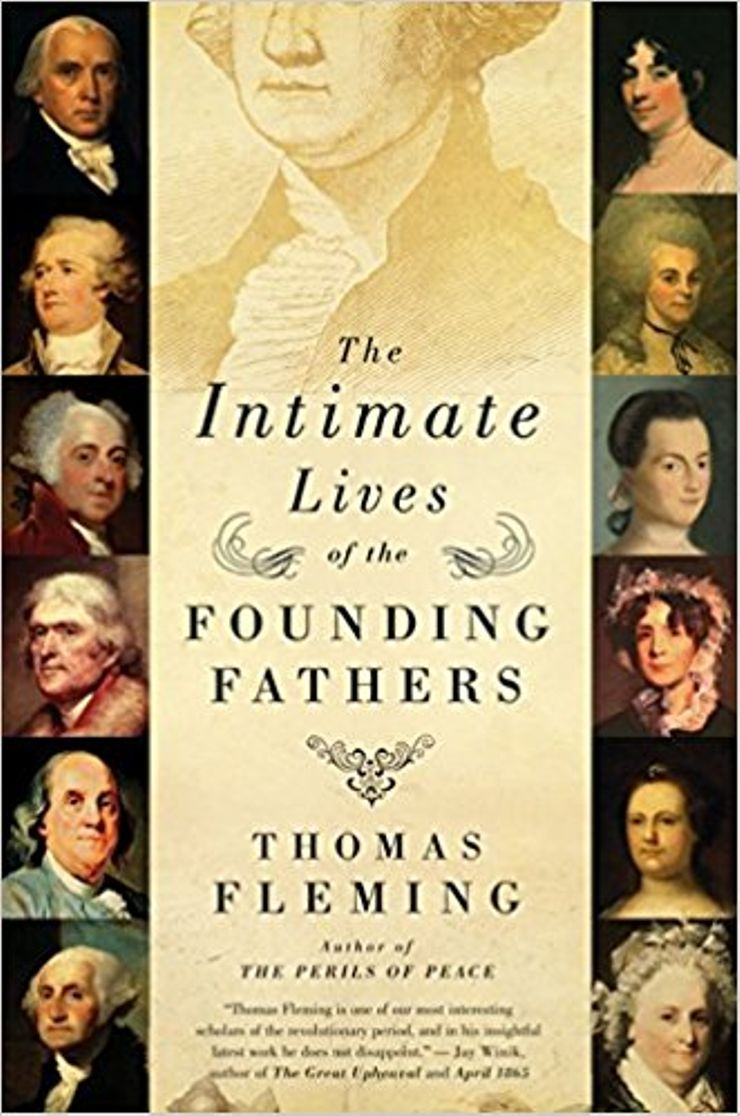 Buy The Intimate Lives of the Founding Fathers  at Amazon